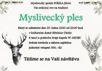 Myslivecký ples - Děčín