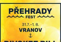 Přehrady Fest 2020 - Vranovská pláž Přeloženo na 2021