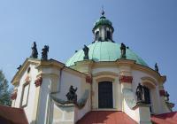Poutní kaple Narození Panny Marie