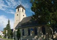 Evangelický kostel, Česká Kamenice
