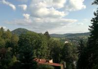 Vyhlídka s altánkem, Česká Kamenice