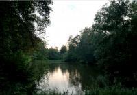 Přístřešek Jehla s rybníkem