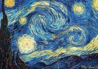 LIVE stream - Van Gogh - O obilných polích a oblačném nebi