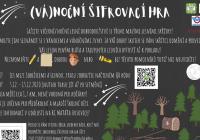 (Vá)noční šifrovací hra v lese mezi Soběšicemi a Lesnou