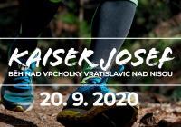 Kaiser Josef - běh nad vrcholky Vratislavic nad Nisou