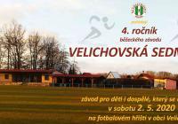 Velichovská sedmička - běh pro celou rodinu
