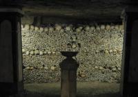 Virtuální prohlídky - Pařížské katakomby