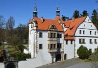 Virtuální prohlídky zámku Benešov nad Ploučnicí