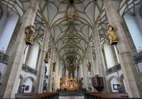 Virtuální prohlídka - Kostel Nanebevzetí Panny Marie
