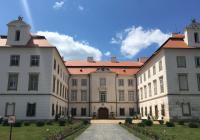 Virtuální prohlídky zámku Vizovice