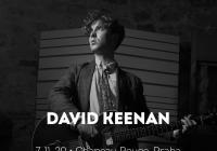 David Keenan v Praze - Přeloženo