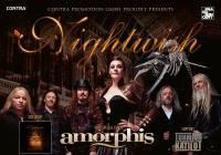 Nightwish v Praze 2020
