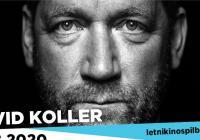 David Koller v Letním kině na Špilberku
