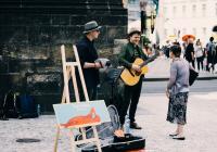 Praha žije hudbou