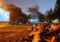 Letní kino v Klubovně