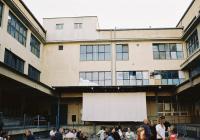 Letní kino na Pragovce
