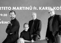 Americké jaro - Kvarteto Martinů a Karel Košárek