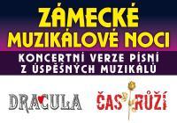 Zámecké muzikálové noci 2020 - Třeboň