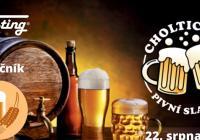 Choltické pivní slavnosti 2020