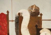 Odvrácená tvář humoru: groteska, nadsázka a ironie v českém umění 2. poloviny 20. století ze sbírek GMU
