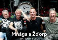 Mňága a Žďorp - Brno