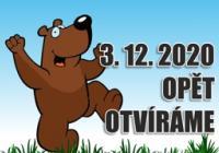 Zoo Děčín od prosince otevřena