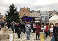 Vánoční jarmark ve Dvoře Králové nad Labem