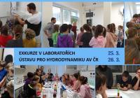 Světový den vody 2020 v ÚH AV ČR