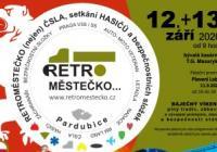 Retroměstečko 2020 - Pardubice