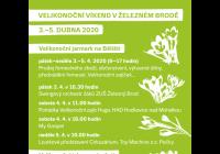 Velikonoční trhy 2020 v Železném Brodě