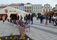 Velikonoční jarmark 2020 na náměstí v Novém Jičíně