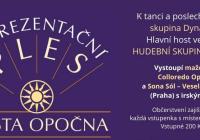 Reprezentační ples Města Opočna