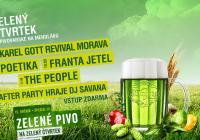 Zelený čtvrtek 2020 - Zelené PIVO na Pivovarské na Mendláku - Brno
