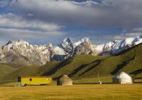 Kyrgyzstán: Trochu jiný mainstream (Třešť)