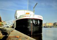 Kamina Boat