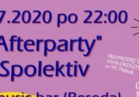 Afterparty koncert Spolektiv - Okolo Třeboně 2020