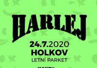 Harlej - Letní parket Holkov