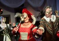 Historické tance v podání Campanella z třeboňského zámku