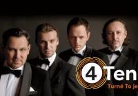 Třeboň: 4 TENOŘI - muzikálové gala na zámku