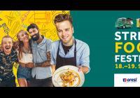 Street Food Festival před Palácem Pardubice