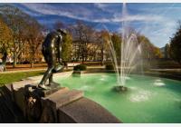Příroda ve městě - vydejte se do zeleně v Karlových Varech