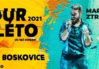 Tour de léto - Marek Ztracený Boskovice