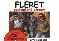 Fleret / Podroušený stream