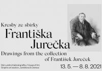 LIVE stream - Kresby ze sbírky Františka Jurečka