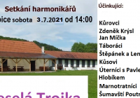 Setkání harmonikářů