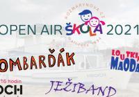 Open air škola Rozmarýnová 2021