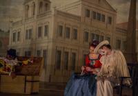 Don Juan a Pantalon a Kolombína