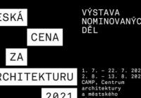 Výstava nominovaných děl ČCA 2021 v CAMPu