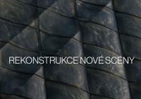 Rekonstrukce Nové scény Národního divadla