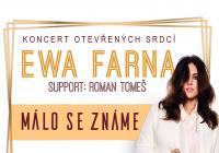 Ewa Farna - Mále se známe tour 2021